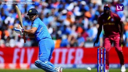 IND vs WI, CWC 2019: भारत ने वेस्टइंडीज को 125 रनों से दी शिकस्त