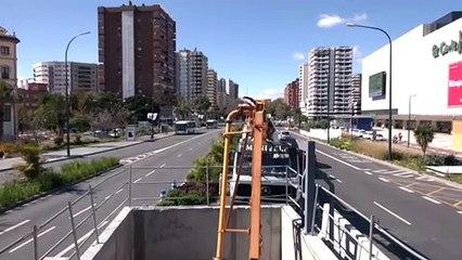 Metro de Málaga termina el trabajo de arqueología tras una inversión de 4,5 millones