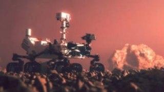 El rover Mars Perseverance de la NASA aterriza en Marte con éxito para recopilar signos de