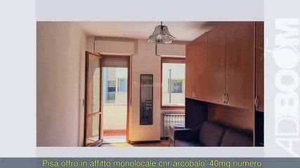 in affitto monolocale cnr arcobalo'