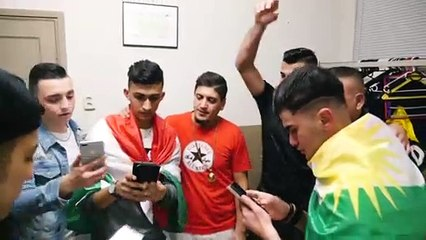 Sherif Omeri Konzert Vlog Newroz