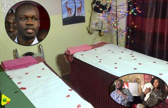 Exclusif: Visite guidée à l'intérieur de Sweet Dakar Spa, entre de l'affaire Adji Sarr-Ousmane Sonko