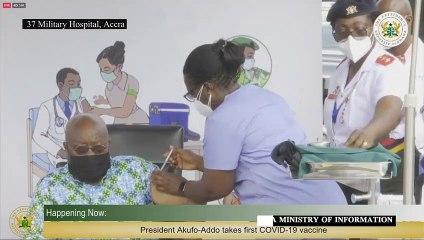 نشر اللقاح وبدء حملة التطعيم في غانا وساحل العاج في إطار آلية كوفاكس