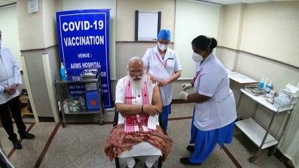 Inde: la campagne de vaccination s'ouvre aux plus de 60 ans