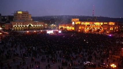 Pashinyan admite convocar eleições antecipadas na Armênia