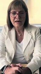 Patricia Bullrich, criticó el discurso del Presidente.