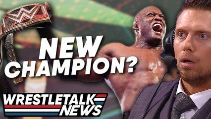 Miz LOSING WWE Title To Bobby Lashley? WWE Raw Review!   WrestleTalk News