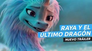 Nuevo tráiler de Raya y el último dragón