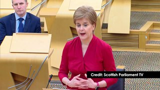 Scotland's lockdown roadmap announced   23 February 2021