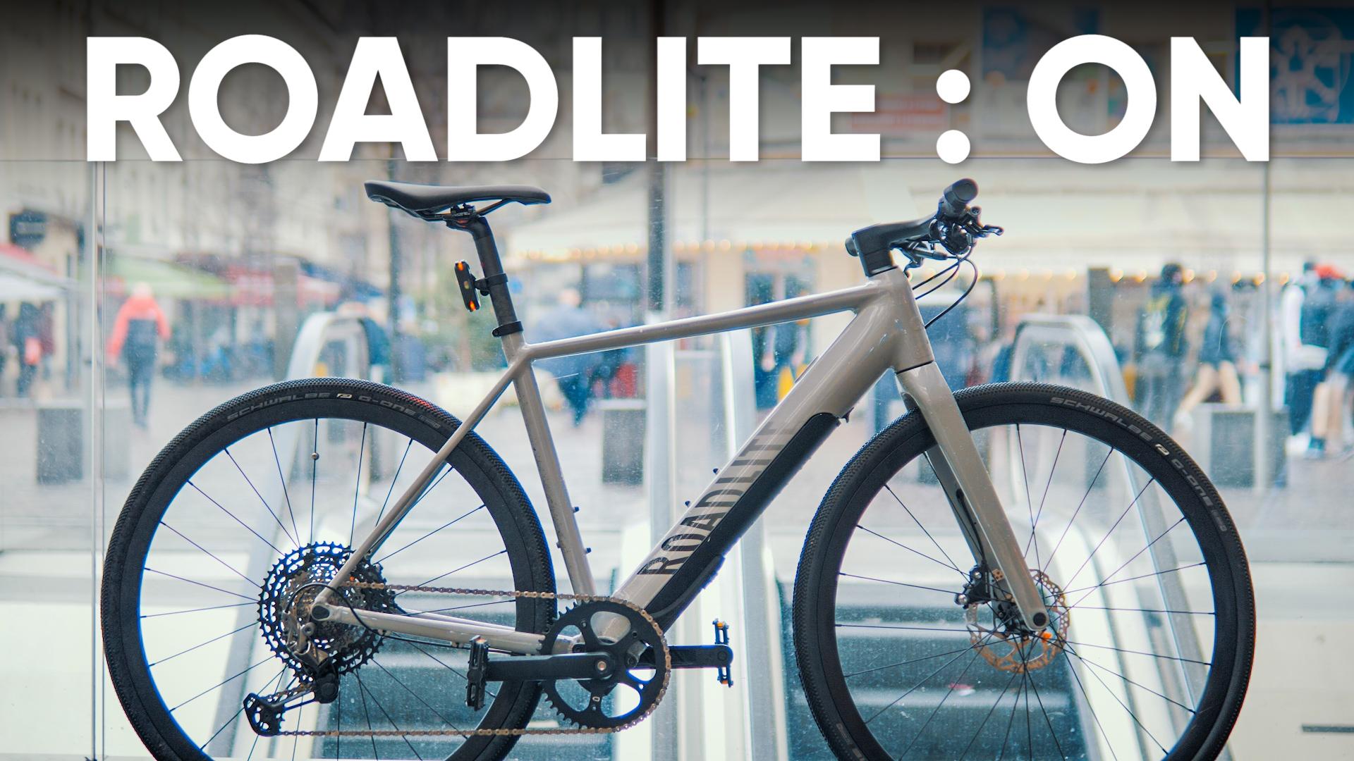 Test du Canyon Roadlite:On : notre vélo coup de cœur