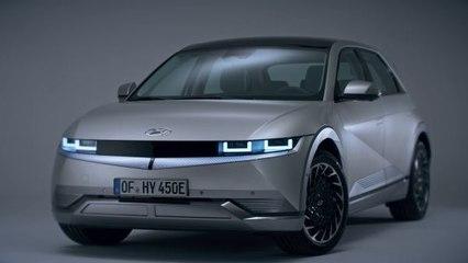 800V-Technologie im neuen Hyundai Ioniq 5