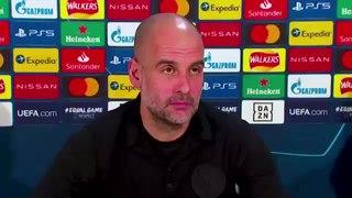 Guardiola on difficult Monchengladbach test