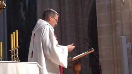 Conférence de carême Notre Dame de Paris 21 février 2021