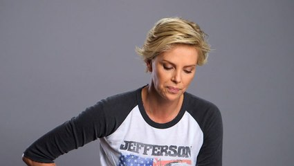 """Charlize Theron Nails This Flawless """"Talladega Nights"""" Audition"""