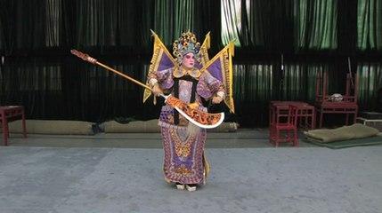 Charles Freger_The Nankin performance