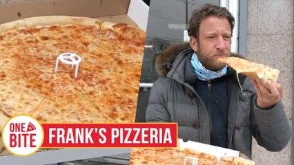 Barstool Pizza Review - Frank's Pizzeria (Newark, NJ) presented by Mack Weldon