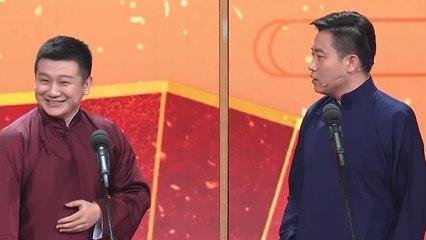 欢笑满堂年味浓!李寅飞 叶蓬表演相声《叫卖》 听了让人想下单!
