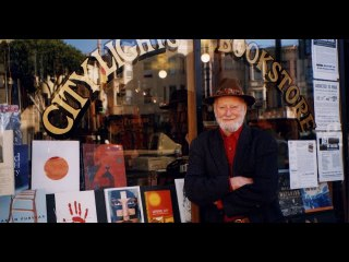 Lawrence Ferlinghetti—the San Francisco poet publisher and bookseller—has
