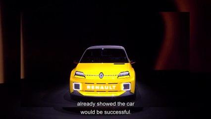 Le prototype Renault 5, le clin d'œil est dans les phares (épisode 2)