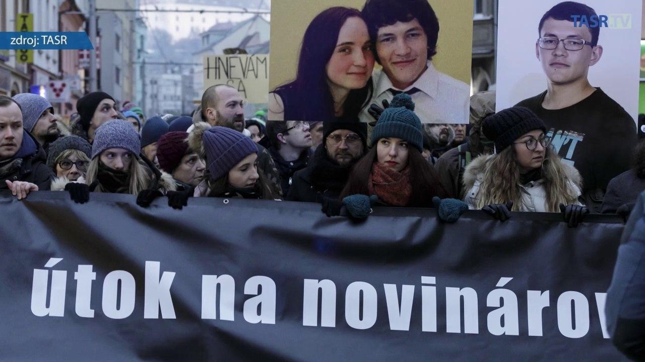 ONLINE DISKUSIA: Tri roky po. Potrebujeme chrániť novinárov?