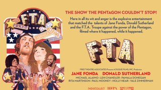 F.T.A. Trailer #1 (2021) Jane Fonda, Donald Sutherland Documentary Movie HD