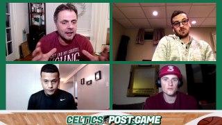 Celtics vs Mavericks Post Game Show