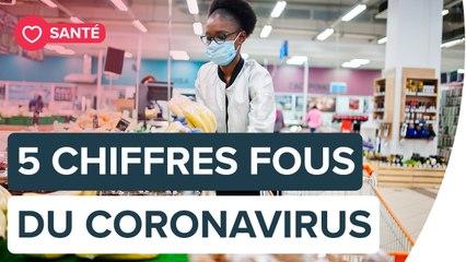 Le SARS-CoV-2 cumule les records   Futura
