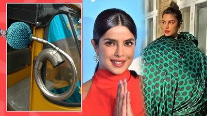 Priyanka Chopra की Balloon Dress पर Funny Memes VIRAL | Boldsky