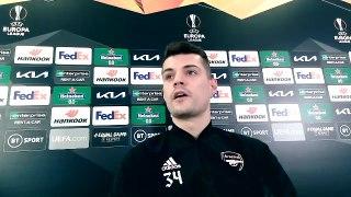 Xhaka on abuse and Europa League