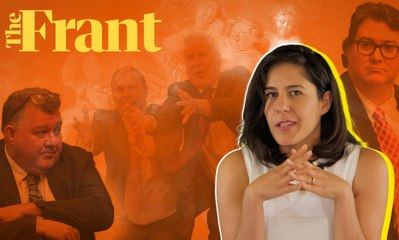 The Frant: Australia's free speech brigade only seems to care about free speech for some