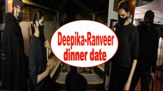 Deepika Padukone and Ranveer Singh step out for dinner.jpg