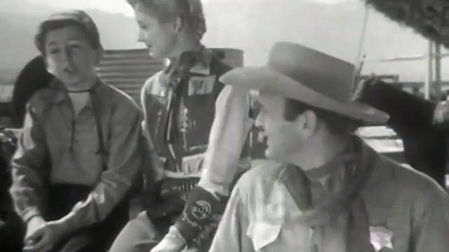 Annie Oakley - Season 1 - Episode 25 - Outlaw Mesa