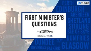 Live from Holyrood | First Minister's Questions - 25 February 2021