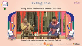 Jaipur Literature Festival | Being Indian: The Individual and the Civilisation | Oneindia Tamil
