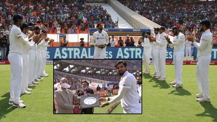 Ind vs Eng 2021,3rd Test : Guard Of Honour For Ishant Sharma In His 100th Test Match || Oneindia