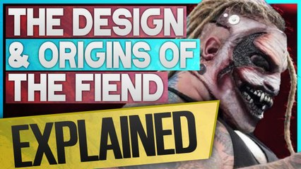 How The Fiend Was Created   Explained   PartsFUNknown