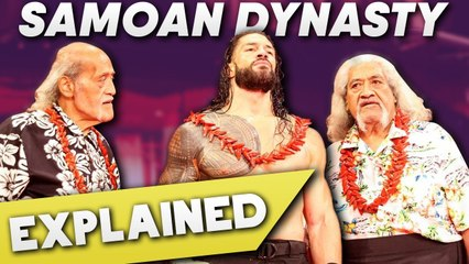 Roman Reigns: Tribal Chief and the Samoan Wrestling Dynasty, Explained