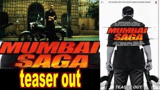 John Abraham, Emraan Hashmi-starrer 'Mumbai Saga' teaser out