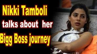 Nikki Tamboli- My Bigg Boss 14 journey was not at all easy