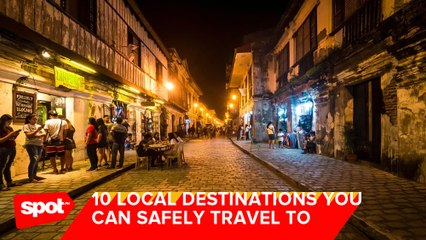 10 Local Destinations You Can Safely Travel To