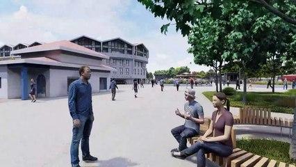 Le projet de l'îlot Foch se dévoile à Saint-Jean-de-Luz