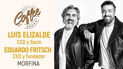 Coffe Break - Eduardo Fritsch y Luis Elizalde