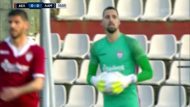 ΑΕΛ - Λαμία 0-1 (hls) Novasports