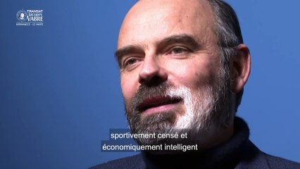 """Edouard Philippe : """"La course au large, une passion française"""""""