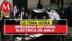 Aprueban diputados reforma eléctrica de AMLO; va al Senado