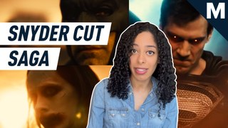 The story behind the never-ending Justice League 'Snyder Cut' drama