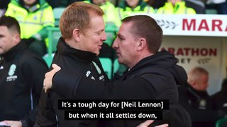 'Lennon's Celtic legacy will always be intact' - Rodgers