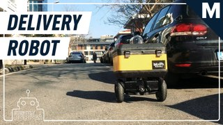 Semi-autonomous delivery robots could save lives in Turkey – Strictly Robots