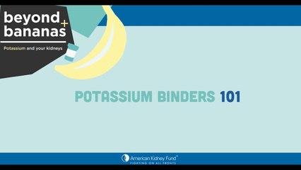 Potassium Binders 101