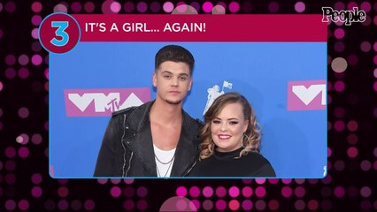 Teen Mom's Catelynn Lowell Reveals Sex of Her 'Last and Final' Baby on the Way